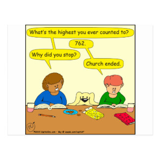 762 hoe de hoogte u kan tellen briefkaart