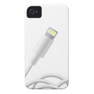 76Smart telefoon Connector_rasterized iPhone 4 Hoesje