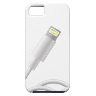 76Smart telefoon Connector_rasterized Tough iPhone 5 Hoesje