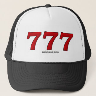 777 TRUCKER PET