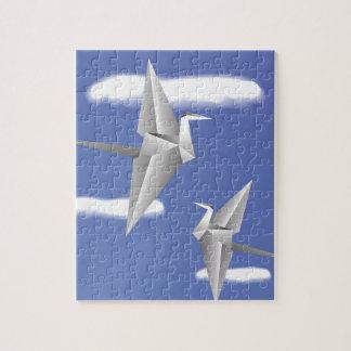 78Paper de vogels _rasterized Puzzel