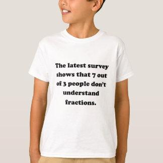7 van de 3 Mensen T Shirt