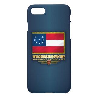 7de Infanterie van Georgië (1) iPhone 8/7 Hoesje