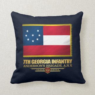7de Infanterie van Georgië (1) Sierkussen