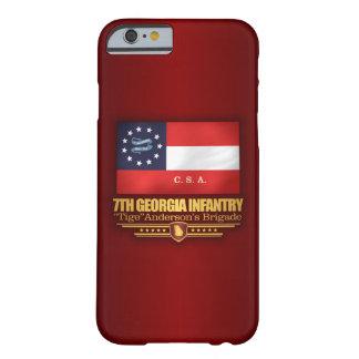 7de Infanterie van Georgië (2) Barely There iPhone 6 Hoesje