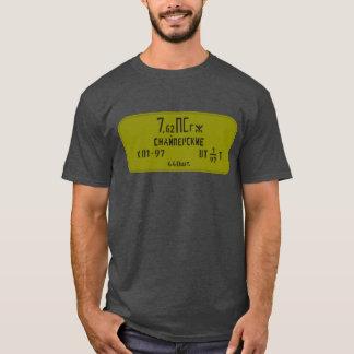7n1 de Sluipschutter 7.62X54R spam kan T Shirt
