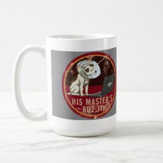 802.11n van zijn Meester Koffiemok
