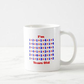 80 jaar oud! koffiemok