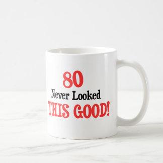 80 nooit keek Dit Goed Koffiemok