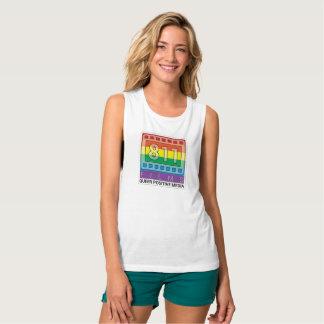 811 de spiermouwloos onderhemd van het Logo van de Zwangerschapskleding