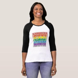 811 het VERONTRUSTE LOGO van films Klassieke T Shirt