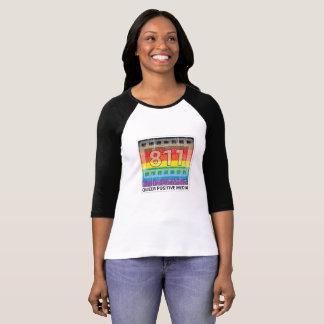 811 het VERONTRUSTE LOGO van films Nieuwe T Shirt