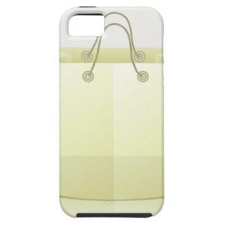 82Paper het winkelen Bag_rasterized Tough iPhone 5 Hoesje