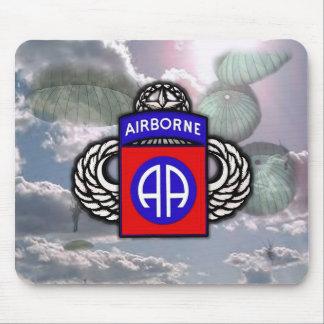 82ste Afdeling In de lucht mousepad Muismat