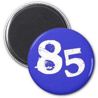 85/mag magneet