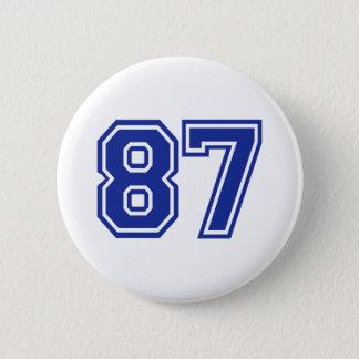 87 - aantal ronde button 5,7 cm
