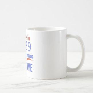87 verjaardagsontwerp koffiemok