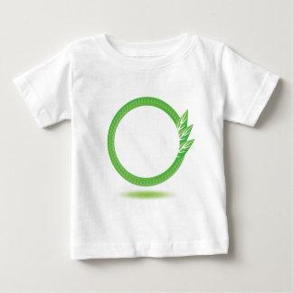 87Greewn Label_rasterized Baby T Shirts