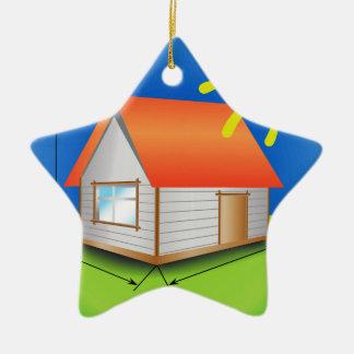 88House_rasterized Keramisch Ster Ornament