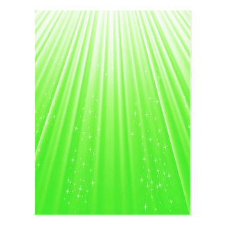 89Green Rays_rasterized Briefkaart