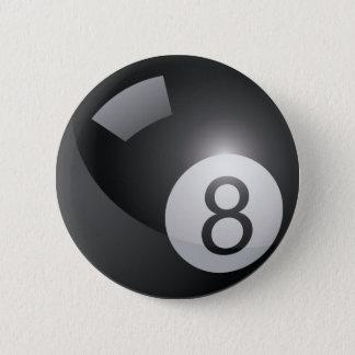 8 bal ronde button 5,7 cm