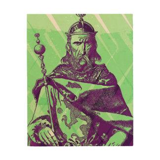 """8 """" x10"""" Kunst van de Muur van Uthur Pendragon de"""