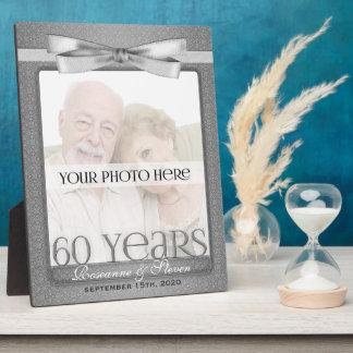 8x10 het Lijst van de Foto van het Jubileum van he Fotoplaat