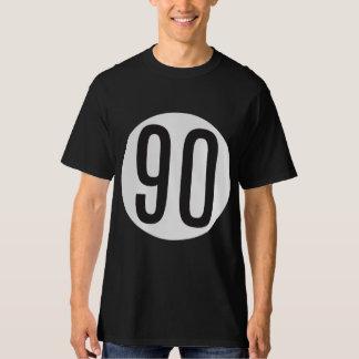 90 - Sport/Casual Kleding T Shirt