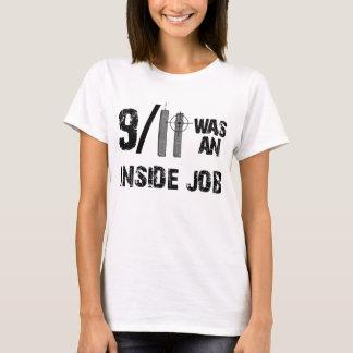 911 was de Binnent-shirt van de Baan T Shirt