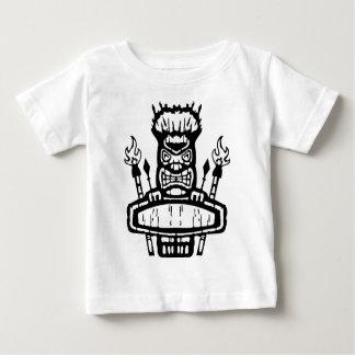 9213032011 Tiki (Tuimelschakelaar & Kustom) Baby T Shirts