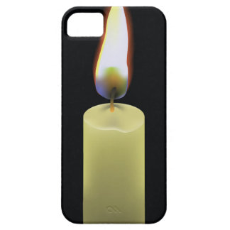 92Candle _rasterized Barely There iPhone 5 Hoesje