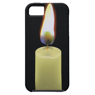 92Candle _rasterized Tough iPhone 5 Hoesje