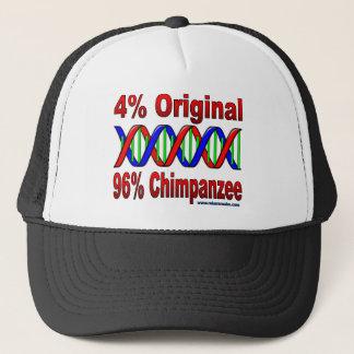96% chimpansee trucker pet