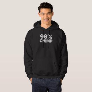 98 chimpansee hoodie