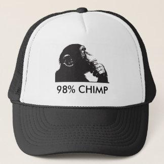 98% CHIMPANSEE TRUCKER PET