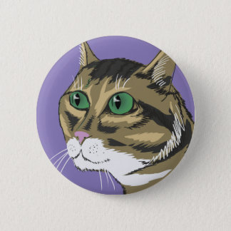 98Cat Head_rasterized Ronde Button 5,7 Cm