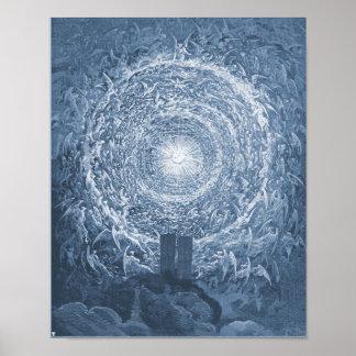 9.11 het tweelingWit van Dore van Torens nam toe Poster