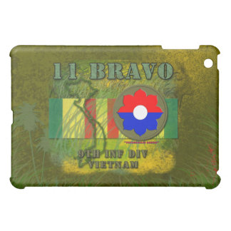 9de Inf Afd. - Vietnam Hoesje Voor iPad Mini