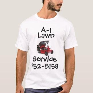 A-1 de dienst van het Gazon T Shirt