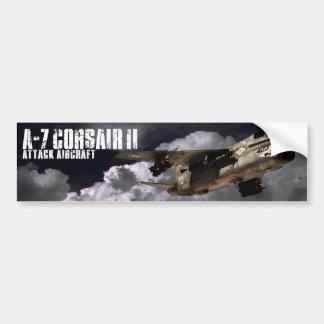 A-7 zeerover II Bumpersticker