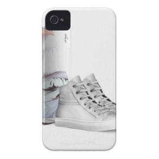 A.F merk iPhone 4 Hoesje