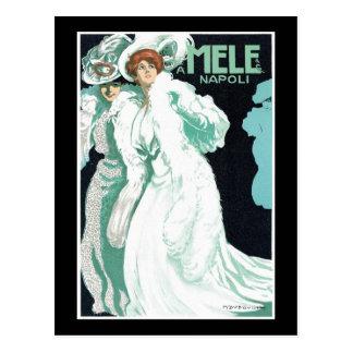 A. Mele & de Italiaanse Modes van Co. Briefkaart