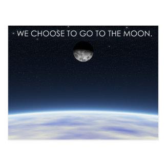 Aan de Maan Briefkaart