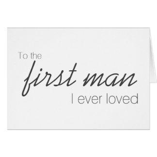 Aan het Eerste Man hield ik ooit van de Kaart van