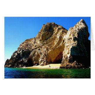Aan het eind van Cabo Kaart