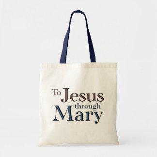 Aan Jesus Tote Budget Draagtas