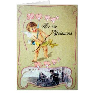 Aan Mijn Valentijn Kaart