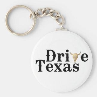 Aandrijving Texas Keychain Sleutelhanger