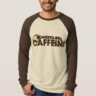 Aangedreven door Cafeïne T Shirt