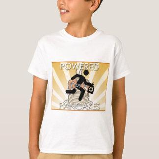 Aangedreven door het Logo van de Zonnestralen van T Shirt